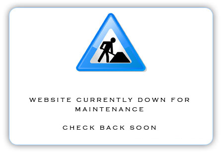 Site is down for maintenance, check back later...
