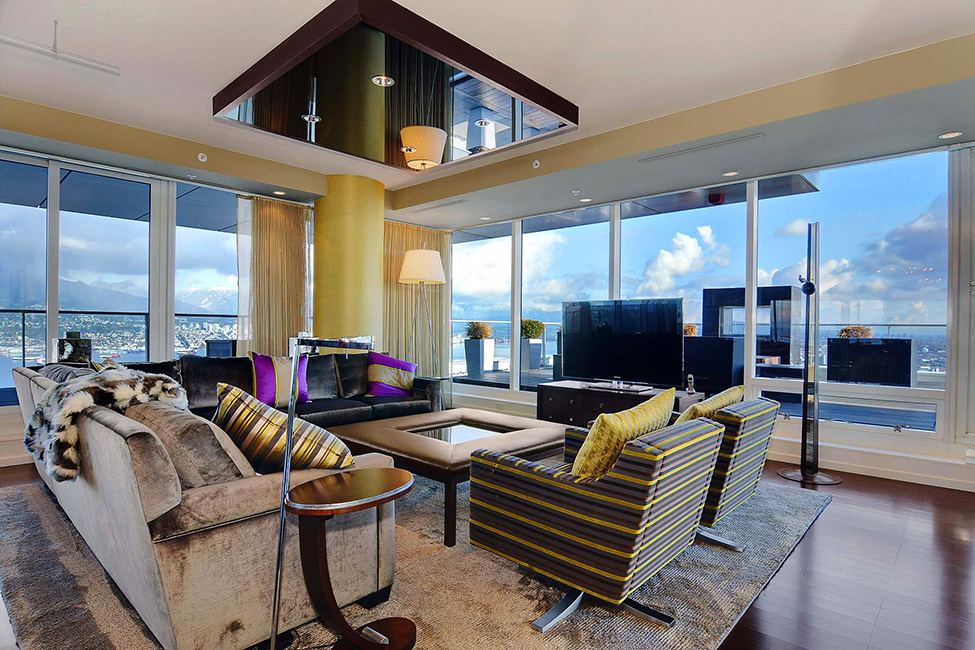 Apartment View Luxury Penthouse in Vancouver With Stunning Panoramic Views Worth $21,000,000