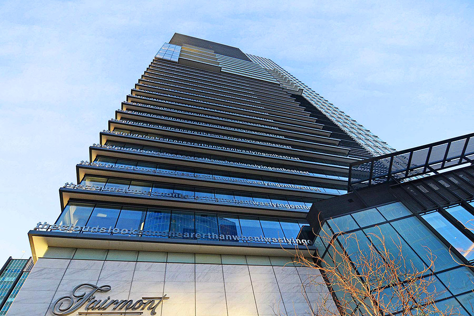 Fairmont Luxury Penthouse in Vancouver With Stunning Panoramic Views Worth $21,000,000